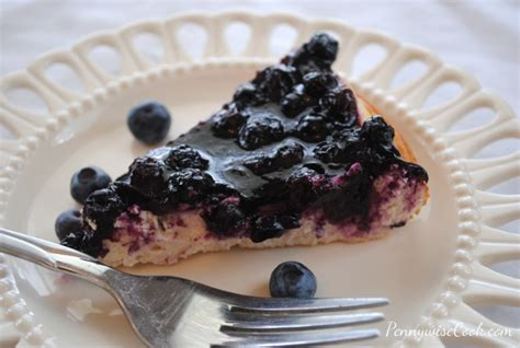Bucks Berry Cheesecake blueberry cheesecake pennywise cook