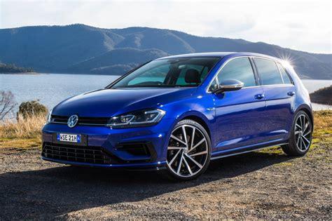 Volkswagen R Gti by 2017 Volkswagen Golf 7 5 Performance Range Pricing And