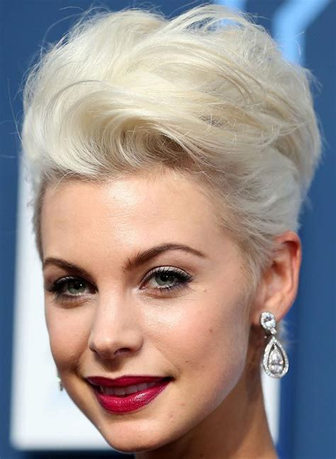 blonde edgy hairstyles pinterest the world s catalog of ideas