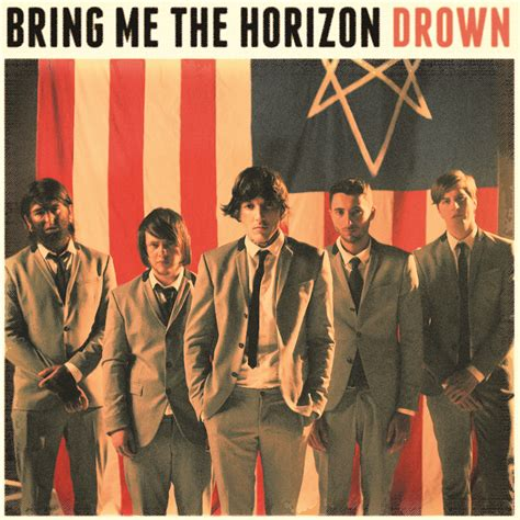 Topi Bring Me The Horizon Play Limited 1 image gallery drown bmth 2014