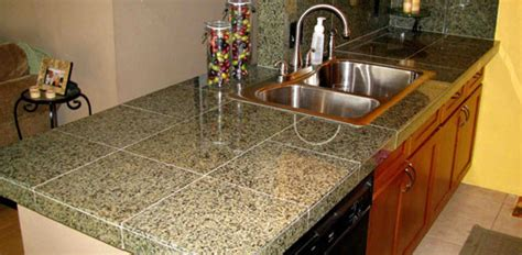 Granite Countertop Cover by How To Install A Granite Tile Countertop Today S Homeowner