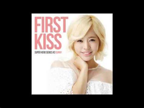 Tutorial First Kiss   full download sunny girls generation first kiss full