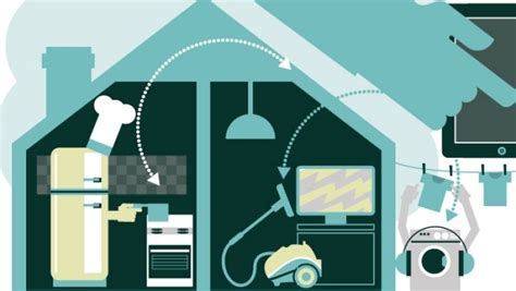 technology at home connected homes host smart technology innovations that