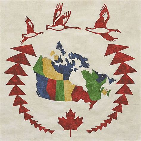 Quilting Notions Canada by 17 Best Images About Canadiana Quilts On Happy