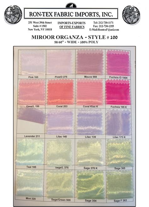 3 In 1 Set Tunik Ity Crepe Organza Bordir Premium mirror organza rontex fabric imports inc