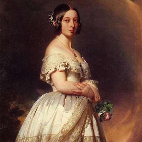 young queen victoria queen victoria the garden of eaden