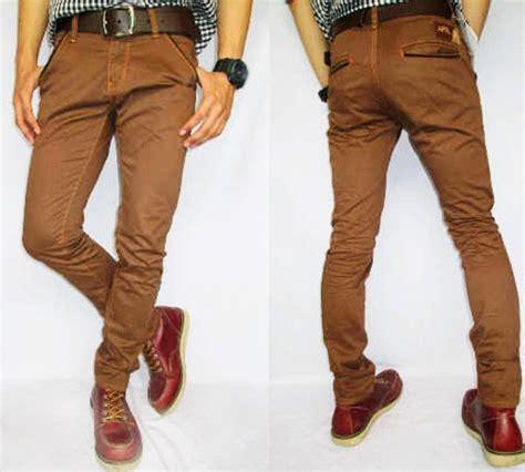 New Celana Panjang Chino Pria Oke jual celana panjang pria chino dan model terbaru 2015 newhairstylesformen2014