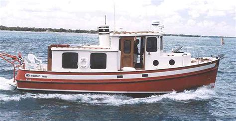nordic legacy boat 1987 nordic tug 32 for sale by jan guthrie yacht brokerage