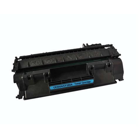 Replacement Printer Toner Cartridge Hp 05a 505e Black F Limited hp compatible 05a ce505a toner cartridge island ink jet