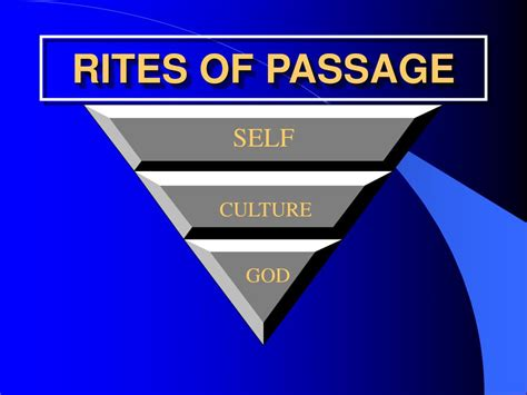 ppt introduction to rite of passage powerpoint