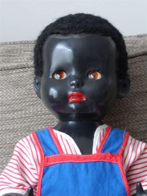 black doll 1950s 46 best vintage black dolls images on vintage