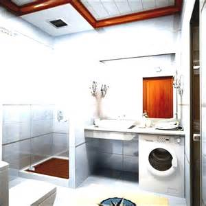 laundry in bathroom ideas small bathroom bathroom laundry room design ideas with