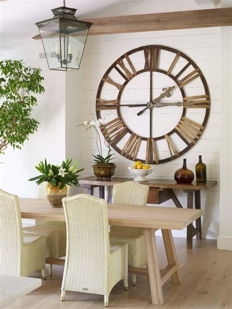 crazy  wall clocks town country living