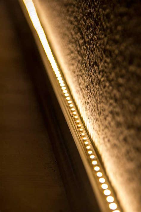 terrassen wandbeleuchtung led bauanleitung led streifen indirekte wandbeleuchtung