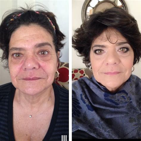 50 year old women before and after makeover before and after makeover women over 50 before and after