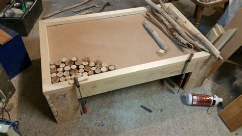 Table Exterieure 404 by Fabrication Table Basse Maison