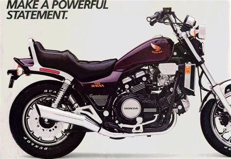 85 Honda Magna 1985 V65 Magna 1100