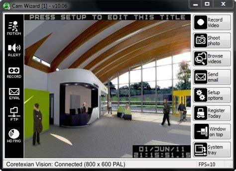 ip web software windows xp pc web surveillance software capture
