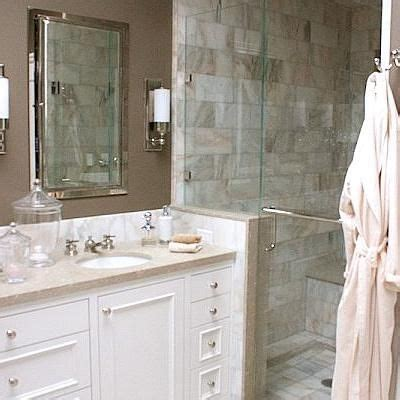 Taupe Colored Bathrooms by 17 Best Ideas About Taupe Bathroom On Modern