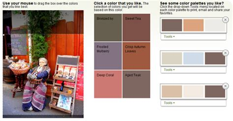 diy newlyweds diy home decorating ideas projects paint color selection tool