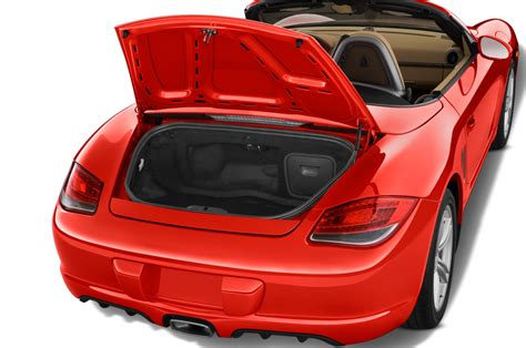 porsche trunk 2012 porsche boxster reviews and rating motor trend