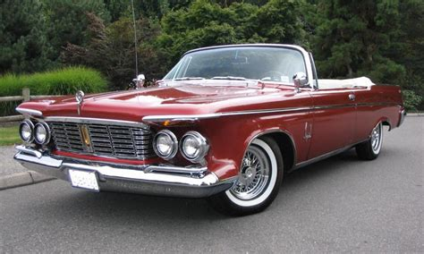 1963 chrysler imperial crown convertible 15924
