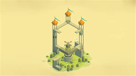 wallpaper monument valley game monument valley garden 4k ultra hd wallpaper and