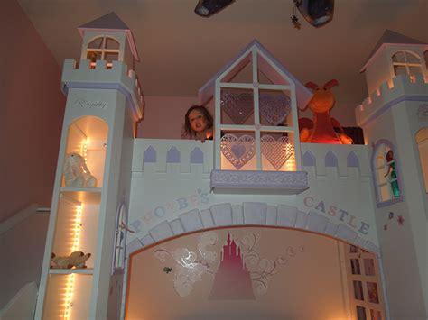 diy castle bed phoebe s castle diy bed decoist