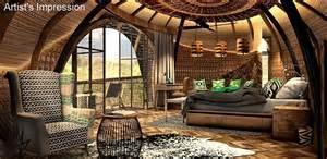 Luxurious Home Designs - bisate lodge to open in rwanda june 2017
