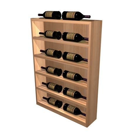 Wayfair Wine Racks by Wine Cellar Designer Series 12 Bottle Floor Wine Rack