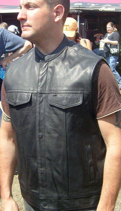 Vest Bullet Club Wpcw dynamic leather site