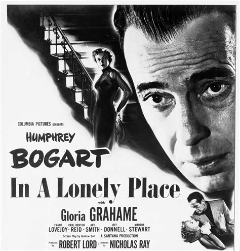 A Place Poster In A Lonely Place Sony Pictures Museum