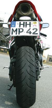 Motorrad Honda Pabst Hamburg by Honda Cbr 600 Rr Mod 2007 Kradblatt