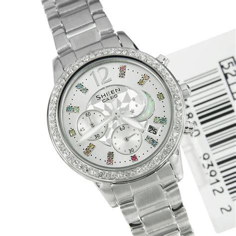 Casio Sheen She 5018d casio sheen chronograph dress she 5018d 7a