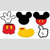 , Free Mickey Mouse Printable, Mickey Ears, Clipart Pandas, Clipart ...