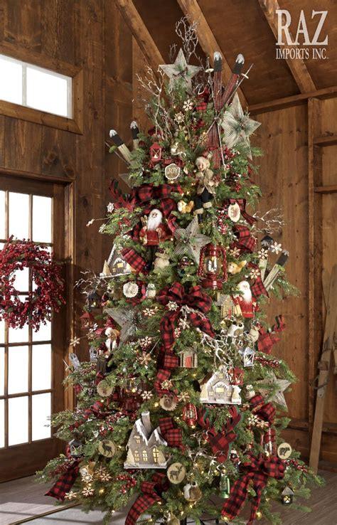 17 best ideas about cabin christmas decor on pinterest