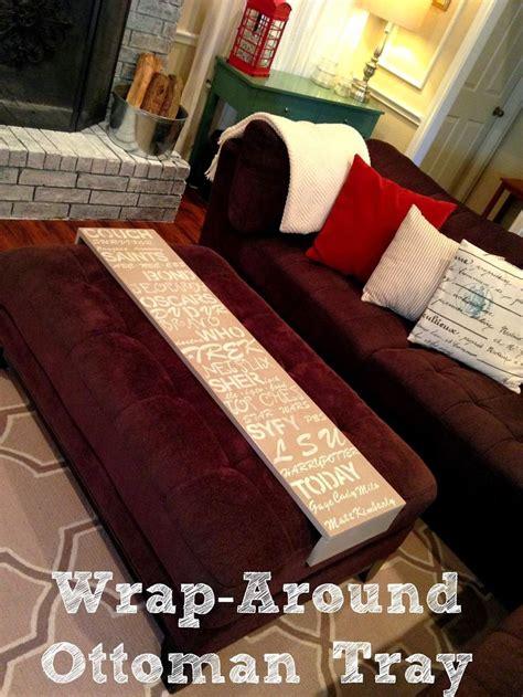 Ottoman Wrap Tray 17 Best Ideas About Ottoman Tray On Tray For Ottoman Tray Styling And Trays For