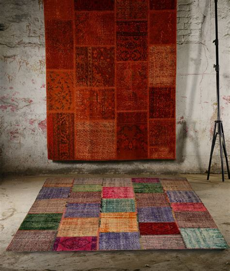 Patchwork Carpets - the source for rugs kilims overdyed vintage