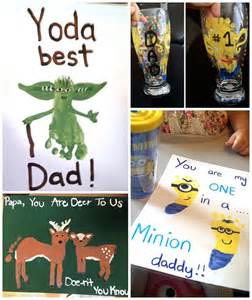 craft gift ideas for toddlers s day footprint gift ideas from the crafty