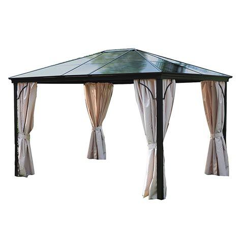 pavillon kunststoff pavillon aluminium dach an preis vergleich 2016