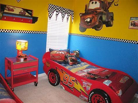 car bedroom decor dormitorios disney
