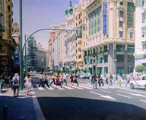 imagenes de paisajes naturales urbanos cuadros modernos pinturas y dibujos paisajes urbanos