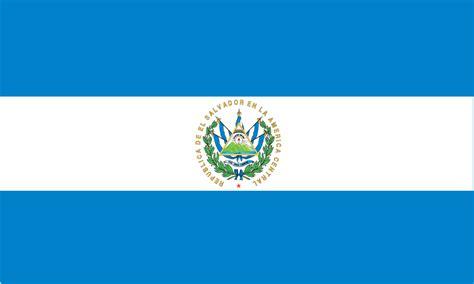 el salvador salvadorian flag flag of el salvador