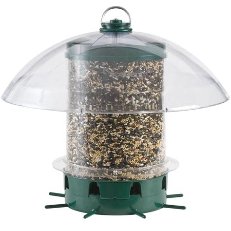 amazon com perky pet super carousel wild bird feeder k