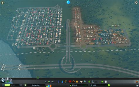 ultimate simcity layout best cities skylines maps