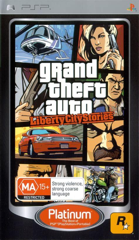 psp themes gta liberty city stories grand theft auto liberty city stories sony psp the