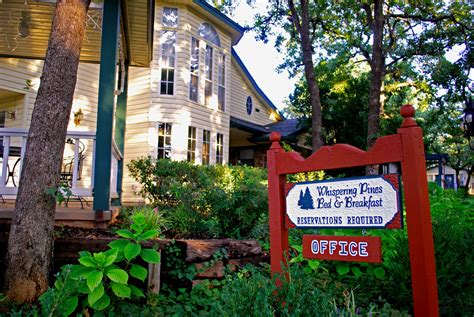 Oklahoma City Bed And Breakfast by Whispering Pines Bed Breakfast Restaurant Lounge