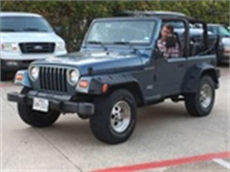 cargurus dallas jeep wrangler used jeep wrangler for sale dallas tx cargurus