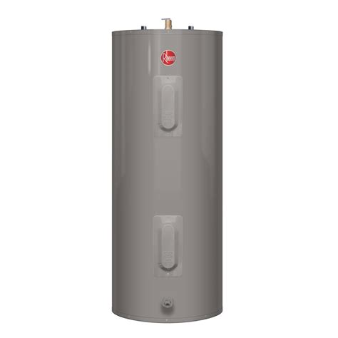 rheem rheem 40 gallon electric water heater approved for