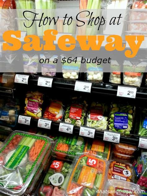 dollar grocery budget safeway  hats  frugal